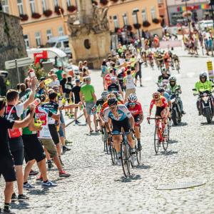 Czech Cycling Tour 2019 v nových městech a změněným finále