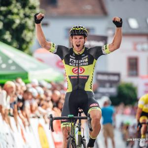 Kukrle vítězem královské etapy, Zoidl nadále ve žlutém / Kukrle wins third stage, Zoidl holds yellow
