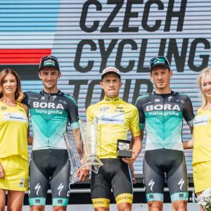 Rakušan Zoidl ovládl Czech Cycling Tour / Zoidl wins CCT 2018