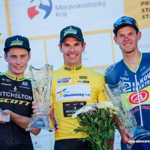 Czech Tour vyhrál Impey, Kukrle třetí / Impey wins Czech Tour 2019, last stage for Hamilton
