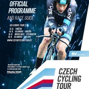 Brožura závodu k dispozici na našich stránkách / Race book is ready