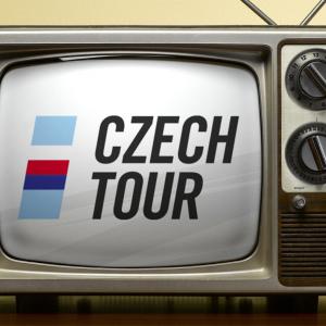 Czech Tour 6.-9.8. 2020 na ČT Sport